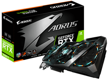 GigaByte AORUS GeForce RTX 2080 Ti 11G Graphics Card